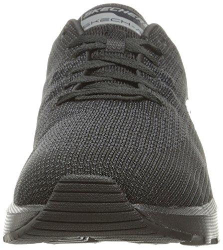 Skechers Men's Skech Air-Extreme Fitness Shoes, Black Black
