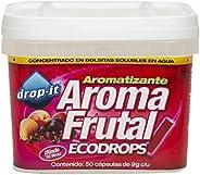 drop-it Aromatizante frutal Concentrado rinde 50 litros como los Viste en Shark Tank