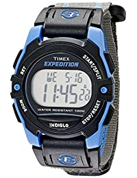 Timex Unisex 49660 Expedition Classic Digital Chronograph Fast Wrap Watch