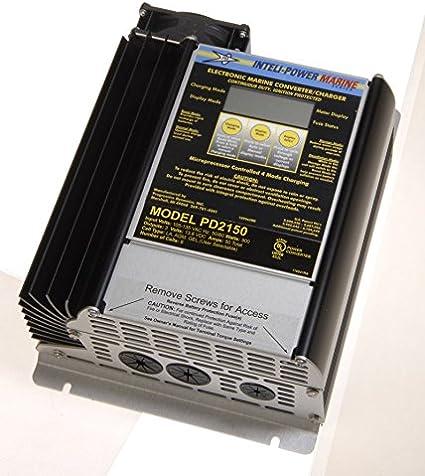 Amazon.com: Progressive Dynamics pd2150 12 voltios 50 Amp ...