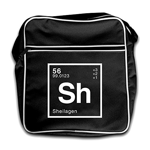Sheila Element Bag Black Flight Retro Dressdown Red Periodic pqOn7Ed
