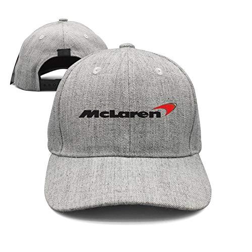 Men/Womens Mclaren-Logo- Rock Punk Adjustable Vintage Trucker Hat