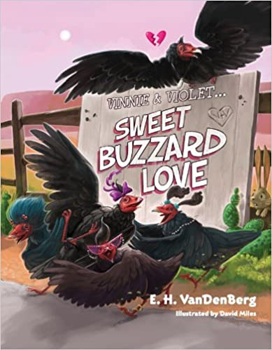 Free ebook downloads for tablet Vinnie & Violet: Sweet Buzzard Love [With CD (Audio)] by E. H. Vandenberg 1606152394 PDF