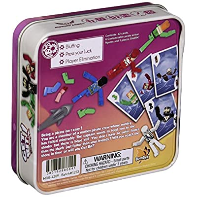Get Bit Deluxe Tin Edition Game: Toys & Games