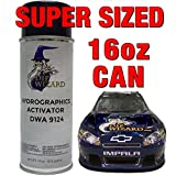 Hydrovator Super Sized 16 Oz Aerosol Spray Can Hydrographic Water Transfer Activator Hydro Dip Dipping