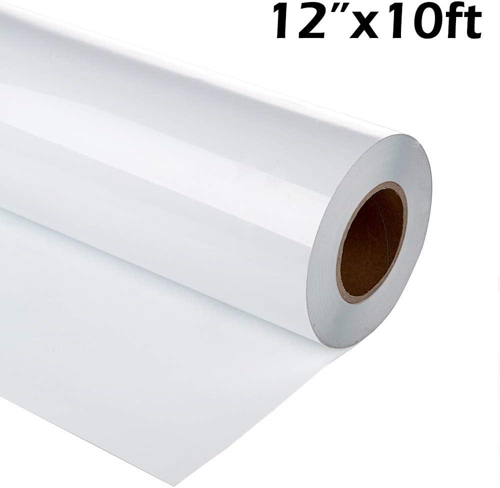 Guangyintong Rollo de vinilo de transferencia de calor de PVC, 12 ...