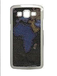 Geography cartography Custom Samsung Grand 7106/2 Case Cover Polycarbonate Transparent