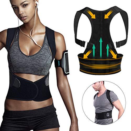 Posture Corrector, Tencoz Perfect Posture Medical Back Support Brace...