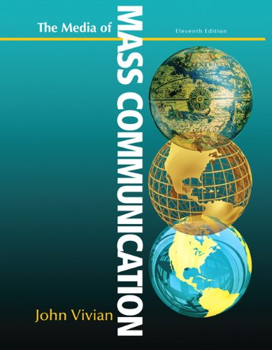 Media of Mass Communication 11th Edition
