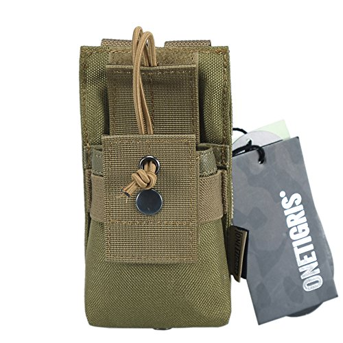Molle Radio Pouch - 3
