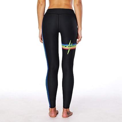 Amazon.com: Zcxaa Soft Yoga Pants Sports Wear for Women Gym ...