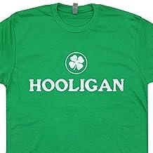 Irish Hooligan T Shirt Cool Ireland Graphic Tees