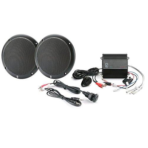 Poly-Planar MP3-KIT-AB MP3 Input/Speaker/Amp Kit - ()