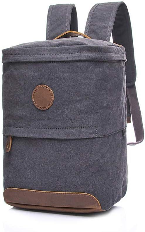 Office, College School Bookbag for men Mens Bag Backpack Casual Waterproof Multi-purpose Canvas Bag Large Capacity Backpack Wear Bag Male Backpack Computer Bag Outdoor Travel Cloth Bag for Students