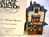 "Heritage Village Collection; Dickens Village Series: ""Walpole Tailors"" #5926-9 by Department 56"