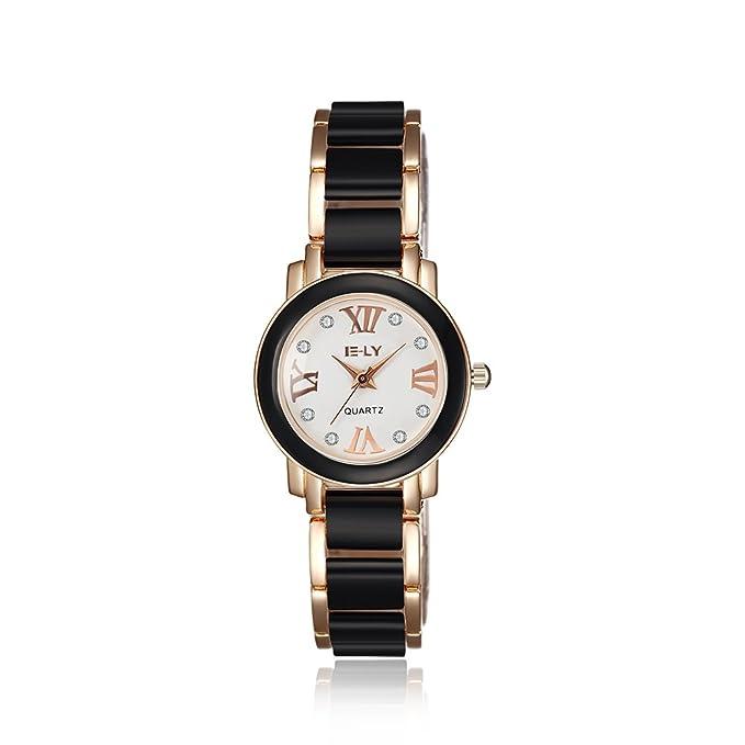 0a7803371d3d0 Black Friday Deals Cyber Monday Deals Week-Lady's Dress Watch Ceramic Band  White Case Bracelet