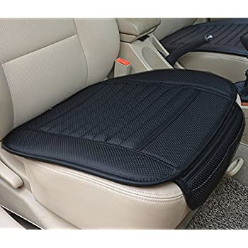 elegant high quality leather waterproof car seat bottom cushion cover for front. Black Bedroom Furniture Sets. Home Design Ideas