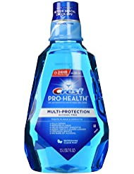 Crest Pro-Health Multiprotection Rinse-Clean Mint-50.7...