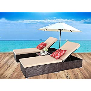 51tWhH2uabL._SS300_ 50+ Wicker Chaise Lounge Chairs