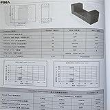 1pair UF86A Ultra Large U Shape Power Transformer