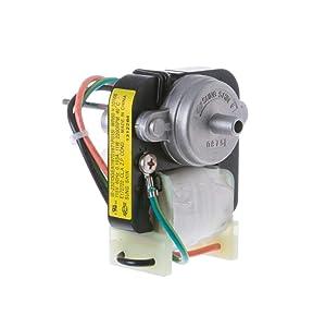 Ge WR60X10168 Refrigerator Condenser Fan Motor Genuine Original Equipment Manufacturer (OEM) Part