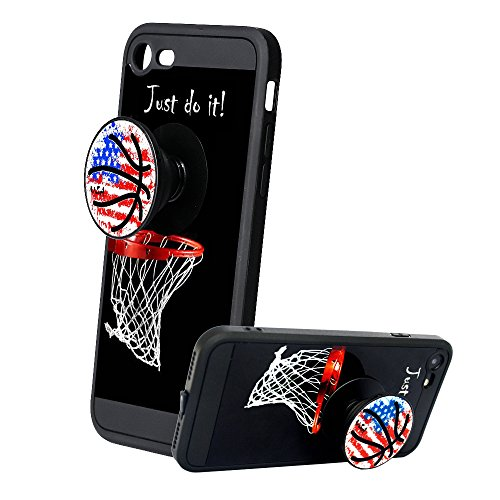 Cheap Cases iPhone 7 Case, iPhone 8 Case with Pop up Kickstand [Anti-Scratch] Fashion..