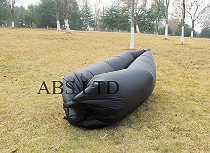 Hinchable Air de compresión bolsa de dormir tumbona sofá, camas, colchones de aire,