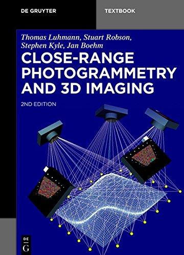 Close-Range Photogrammetry and 3d Imaging (de Gruyter Textbook) (libro en Inglés) - Luhmann, Thomas,Robson, Stuart,Kyle, Stephen,Boehm, Jan - De Gruyter
