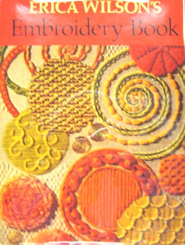 Erica Wilsons Embroidery Book