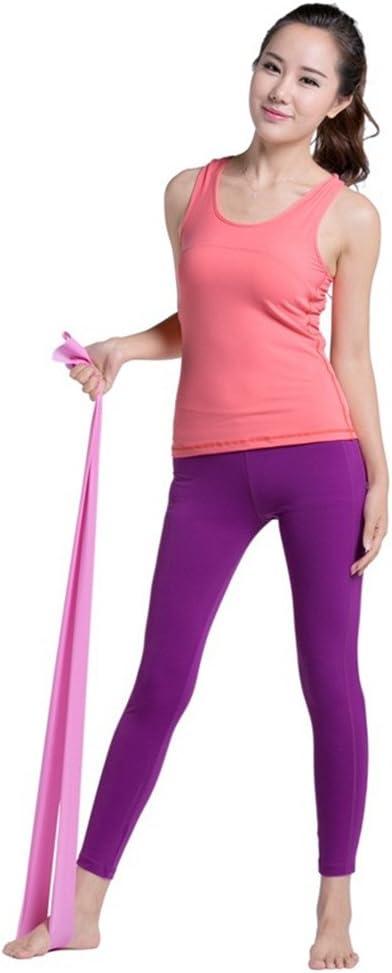 simonshop 3-Pack elástico Yoga estiramiento cinturón correa ...