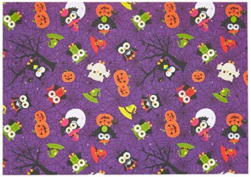 Ursus 13014602 Halloween Photo Card 300 g/m² DIN A4 Design 02 10 Sheets -