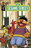 img - for Sesame Street Comics #1: Cover D (print) book / textbook / text book