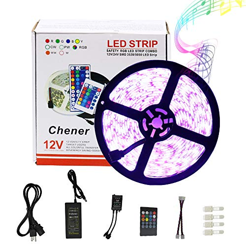 Led Color Changing Lights To Music in US - 6