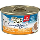 Purina® Fancy Feast® Creamy Delights® Chicken Feast Cat Food 85g Can