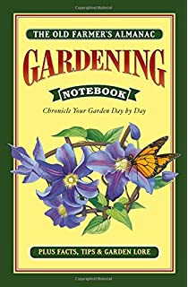 The Old Farmers Almanac 2017 Gardening Calendar Old Farmers