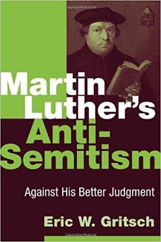 Image result for martin luther's anti-semitism against his better