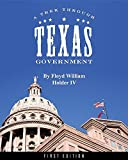 img - for A Trek through Texas Government book / textbook / text book