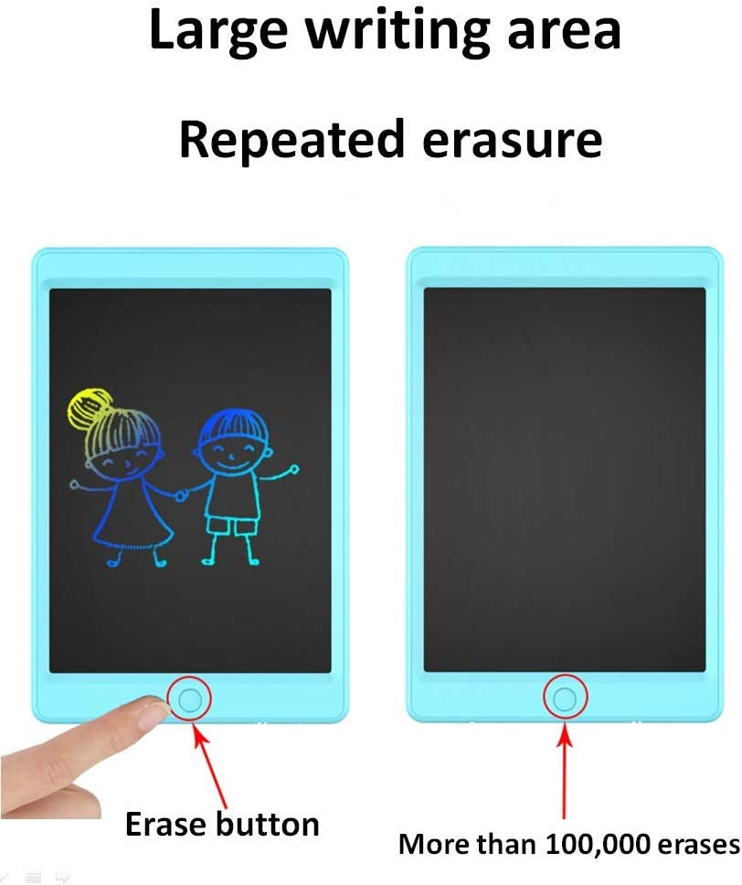 LAIFORD Brand LCD Writing Tablet with Color Display and Pen one-Click Erasure