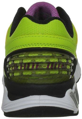 Amarillo Yellow de Haze Swiss K de Mujer Running Jaune Magenta Zapatillas sintético material 8qIqv