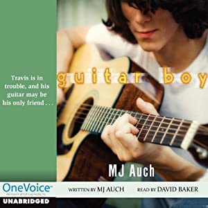 Guitar Boy Audiobook