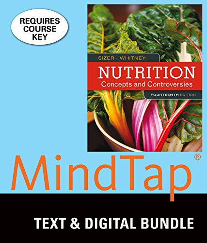 Bundle: Nutrition: Concepts and Controversies, Loose-leaf Version, 14th + MindTap Nutrition, 1 term (6 months) Printed Access Card