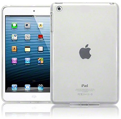 Onlineb2c Clear Soft TPU Transparent Gel Silicone Bumper Tab Case Skin Cover for Apple iPad 2 / 3 / 4 9.7
