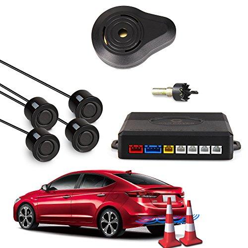 Car Rover Parking Sensor Buzzer Alarm BIBI Sound Reverse Backup Radar With...