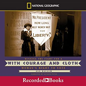 With Courage and Cloth Audiobook