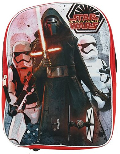 Features Kylo Ren and Stormtroopers Unknown 5602744 Star Wars Episode 7 The Force Awakens Backpack