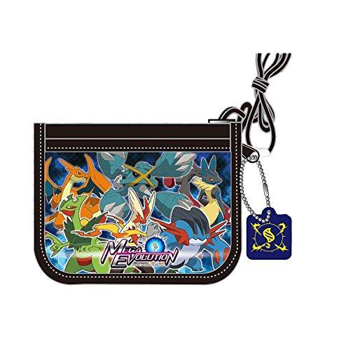 Pokemon XY RF Brieftasche SchwarzM-2112