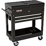 Ironton 2-Drawer Tool Cart - 350-Lb. Capacity