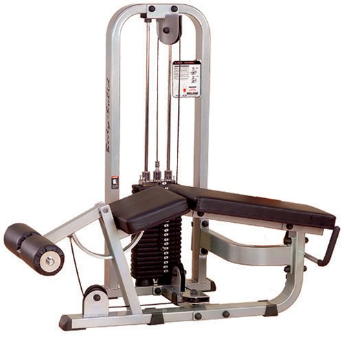 Body Solid Lying Leg Curl Machine