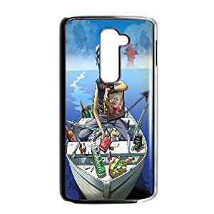 LG G2 Phone Case International Raw Gorillaz Band Designed Q1ET499374