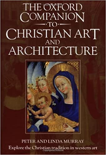 Book The Oxford Companion to Christian Art and Architecture